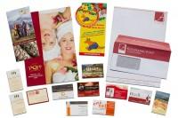Portfolio - Visitkarten, Kuvert, Faltblätter, Magazin, Aufkleber, Briefpapier von PrimeMarketing