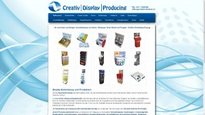 Creativ Display Producing - Wien