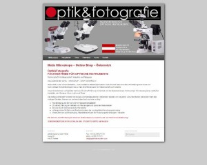 Optik Foto Müller - Mikroskopshop