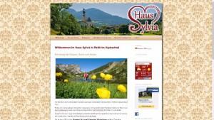 Haus Sylvia - Reith im Alpbachtal - 2015