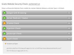 Wordpress Sicherheit durch Websicherheit