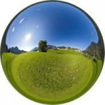 sphärisches 360° Panorama